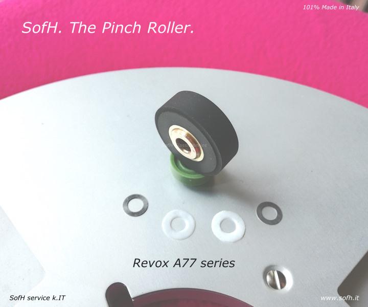 Revox A77 Pinch Roller