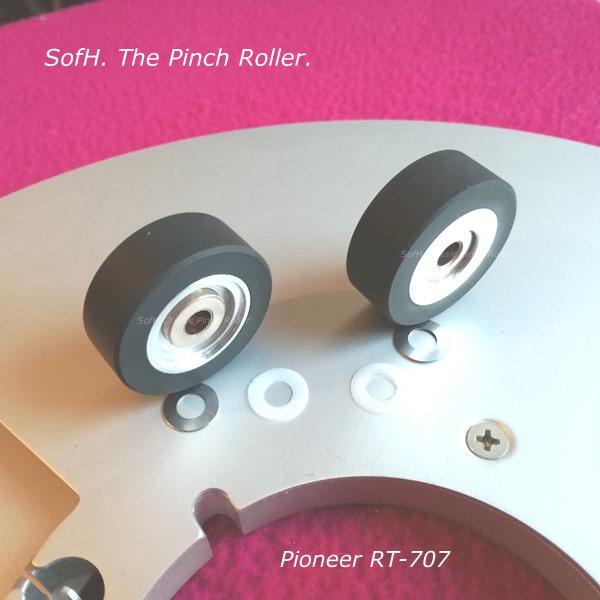 Pioneer RT-707 Pinch Roller