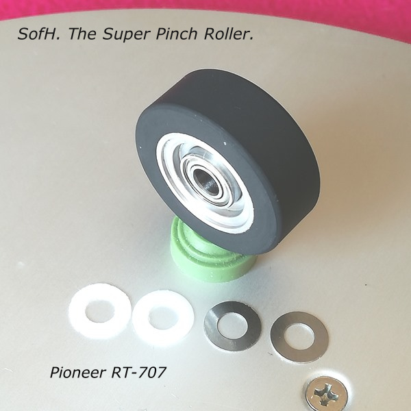 Pioneer RT-707 Super Pinch Roller