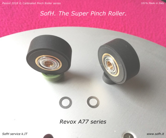 Revox A77 Super Pinch Roller