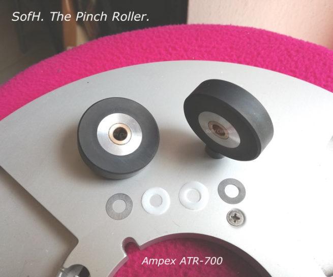 Ampex ATR-700 Pinch Roller