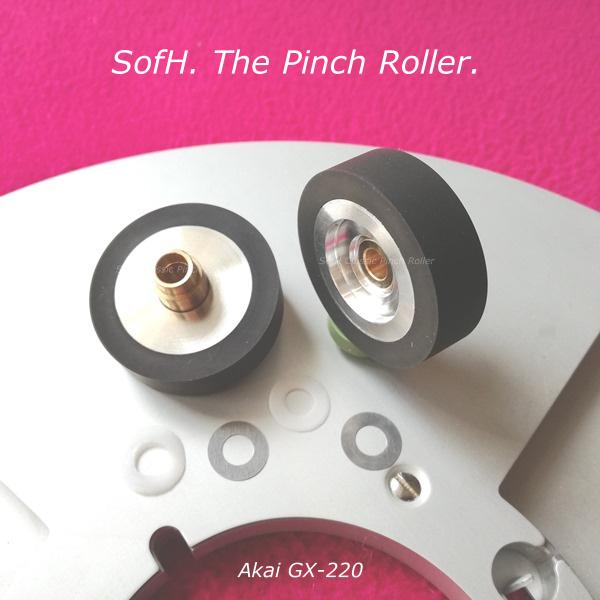 Akai GX-220 Pinch Roller