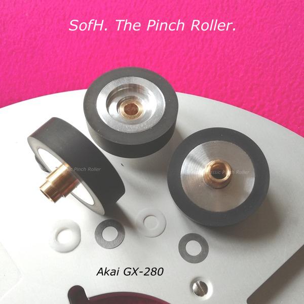 Akai GX-280 Pinch Roller