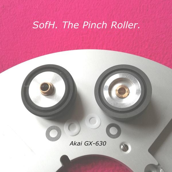 Akai GX-630 Pinch Roller