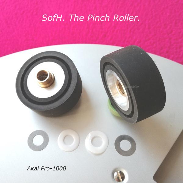 Akai Pro-1000 Pinch Rollers