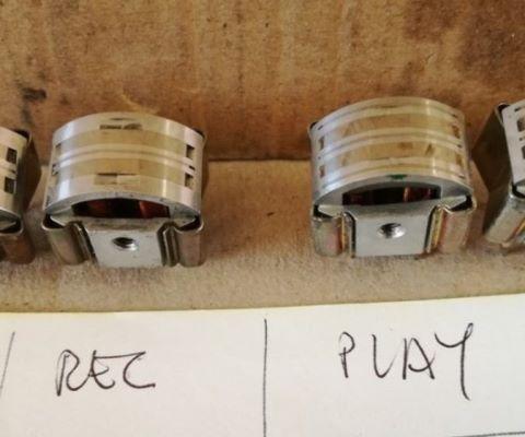 B77 PR99 T2 & T4 heads