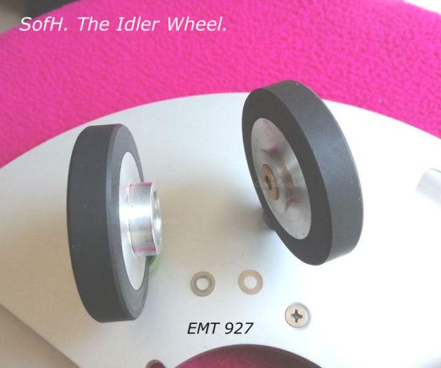 SofH EMT 927 Idler Wheel