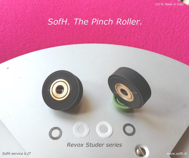 Revox Studer series Pinch Roller