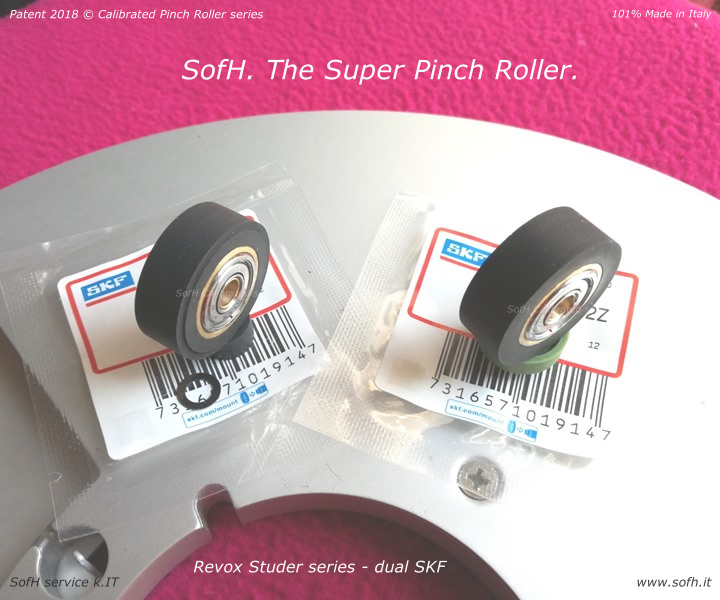 Revox Studer series Super Pinch Roller