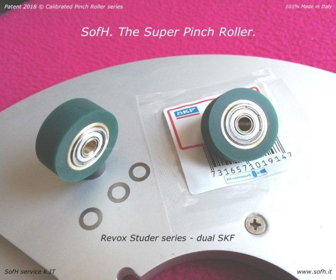 Revox Studer series Super Pinch Roller