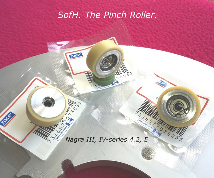 Nagra pinch roller cream Adp