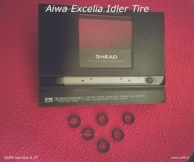 Aiwa Excelia Idler Tire
