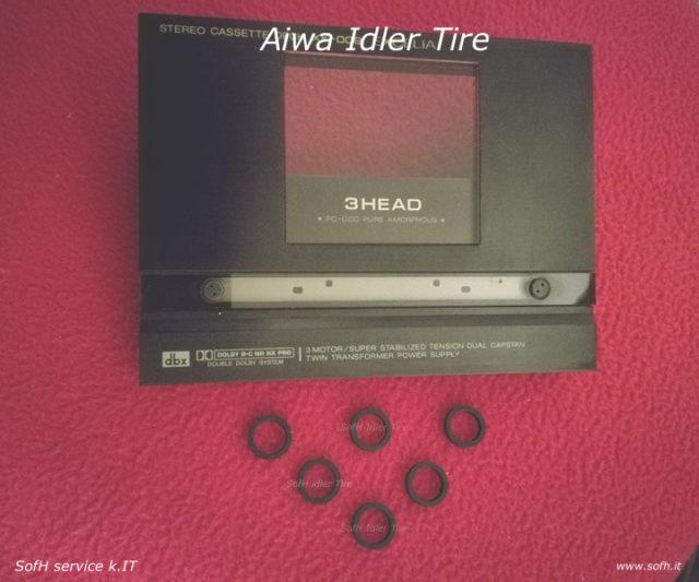 Aiwa AD-F Idelr Tire