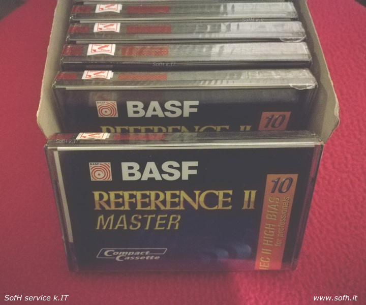 BASF Reference II Master 10