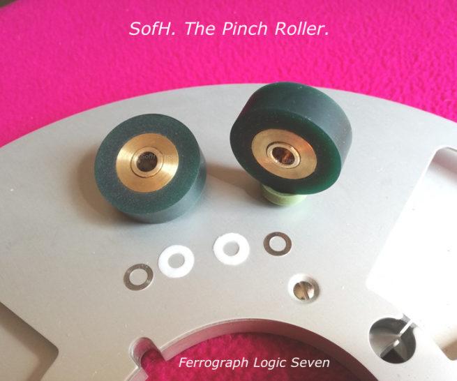 Logic Seven Pinch Roller