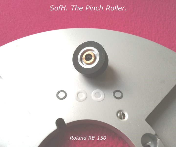 Roland RE-150 Pinch Roller