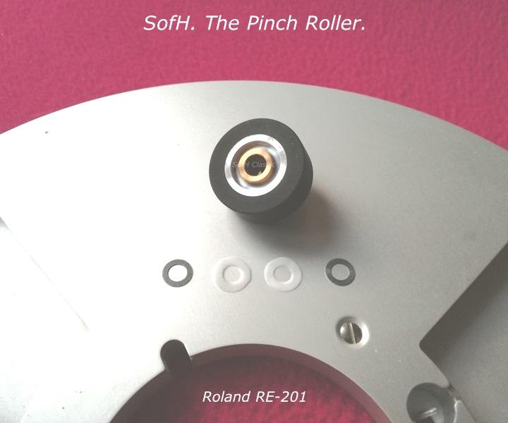 Roland RE-201 Pinch Roller