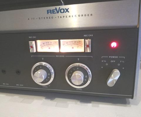 Revox A77 2T 19