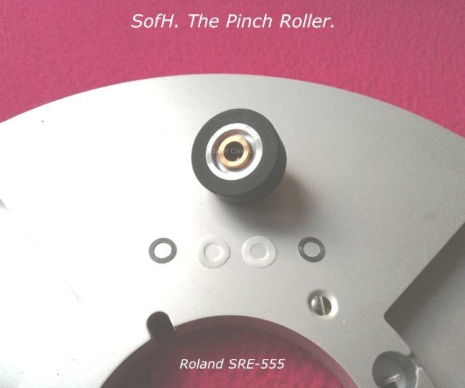 Roland SRE-555 Pinch Roller