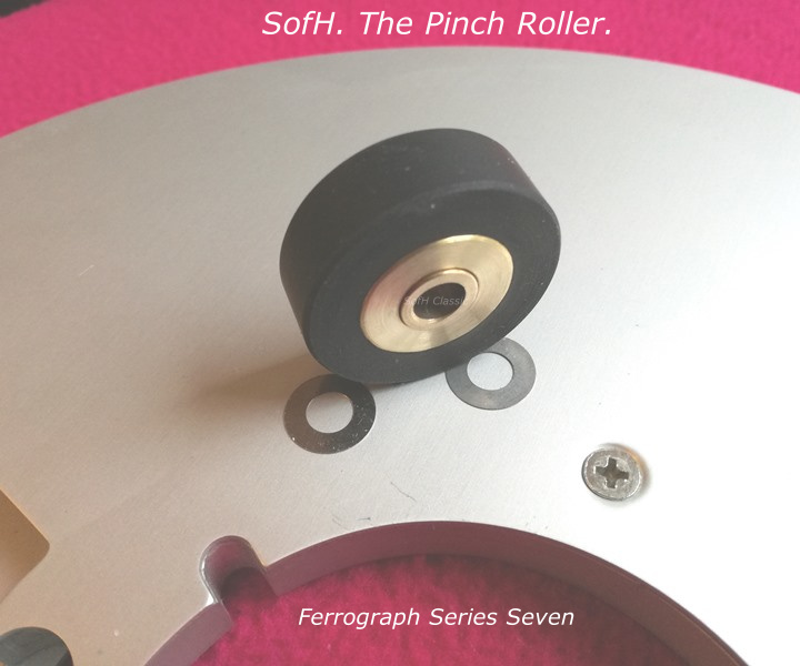 Series Seven Pinch Roller