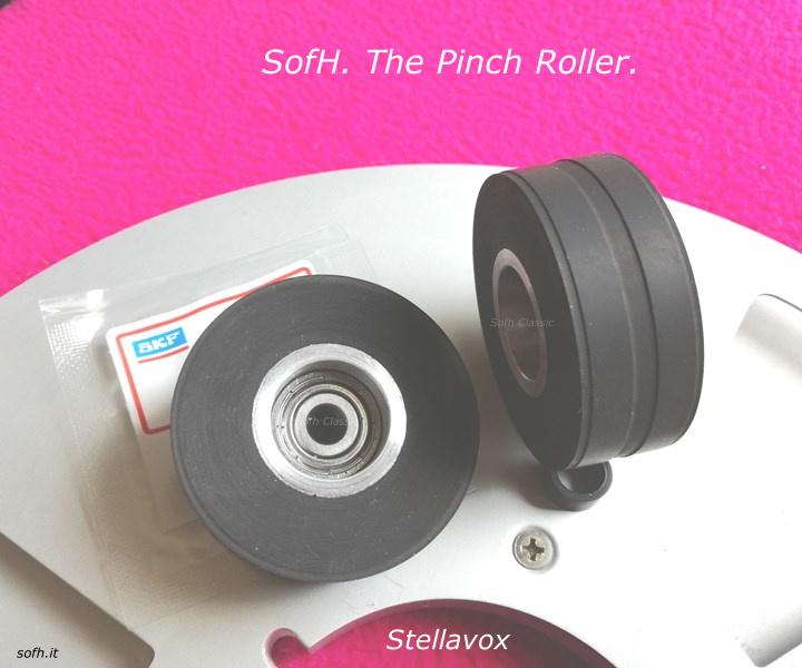 Stellavox TD9 TD 88 Pinch Roller