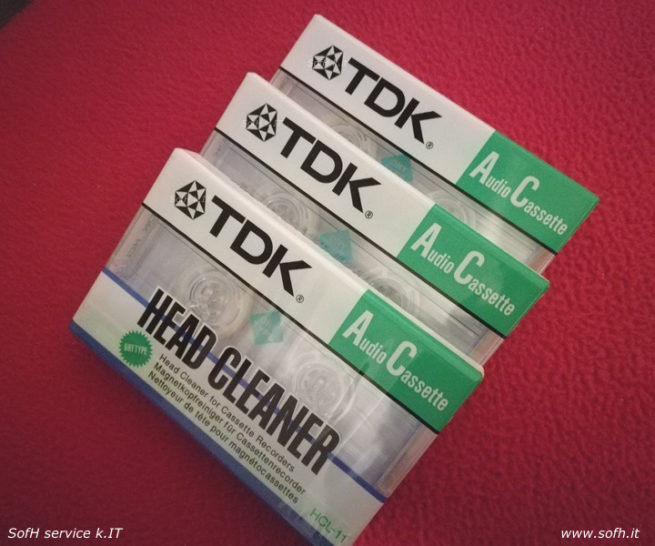 TDK HCL-11AES