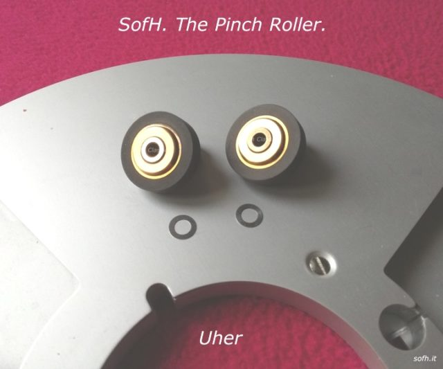 Uher 263 Pinch Roller