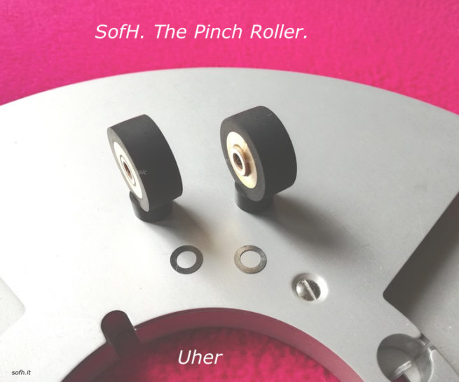 Uher 724 Pinch Roller