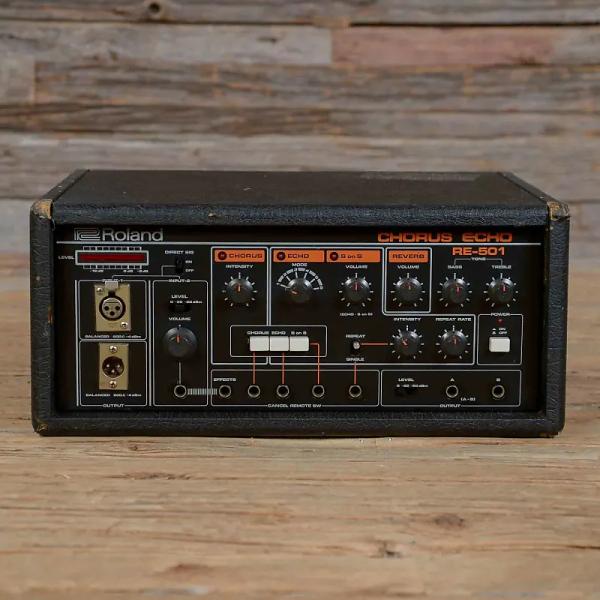 RE-501 Chorus Echo