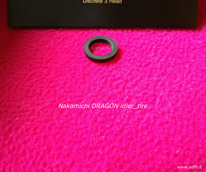Nak Dragon 1 idler_tire
