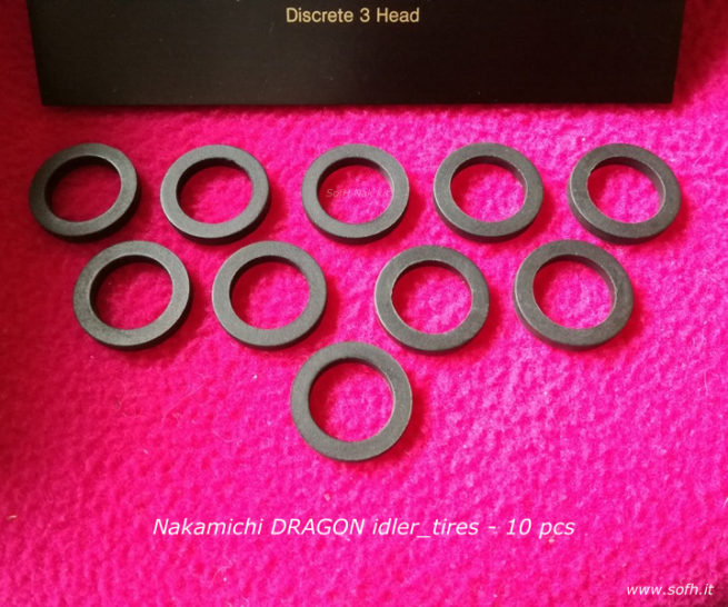 Nak Dragon 10 idler_tires