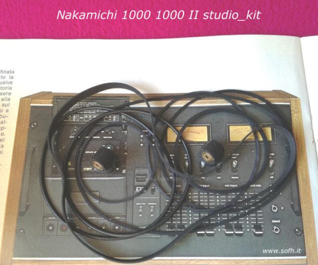Nak 1000 studio_kit