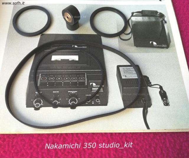 Nak 350 studio_kit