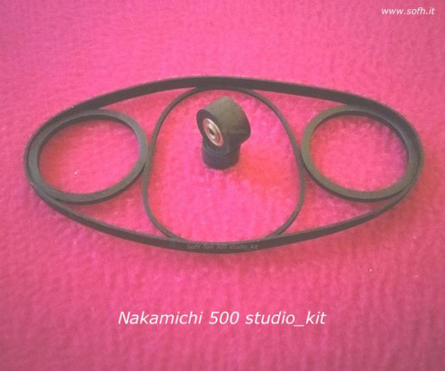 Nak 500 studio_kit