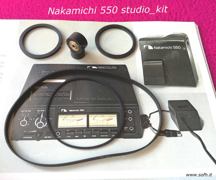 Nak 550 studio_kit