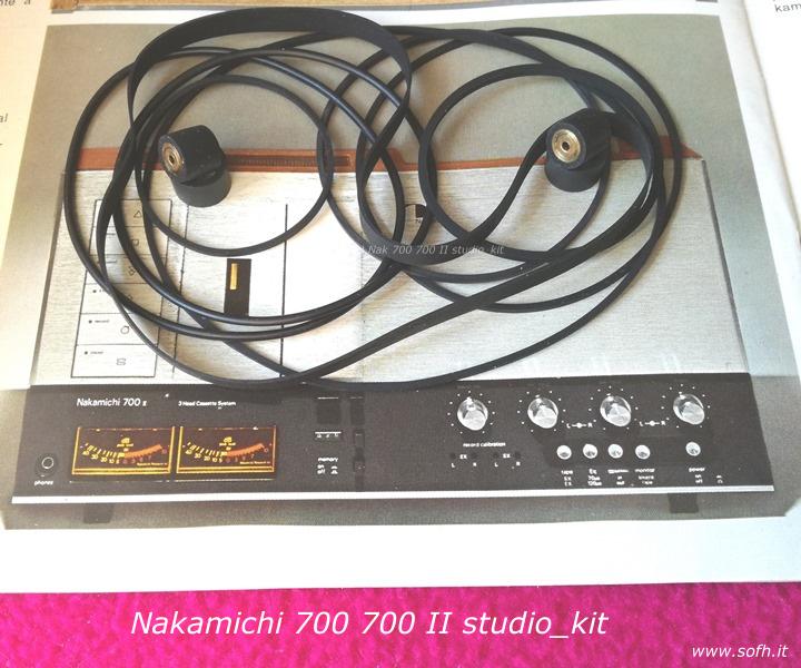 Nak 700 700 II studio_kit